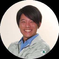 金沢営業所 工事部 工事主任 登 裕貴(2005年入社)